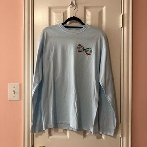 Comfort Colors Long Sleeve Printed T-shirt